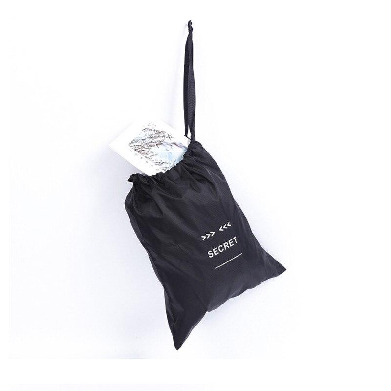 Travel Storage Bag Suitcase Shoes Underwear Drawstring Bag Waterproof Organizer Clothes Packing Women Drawstring Bag