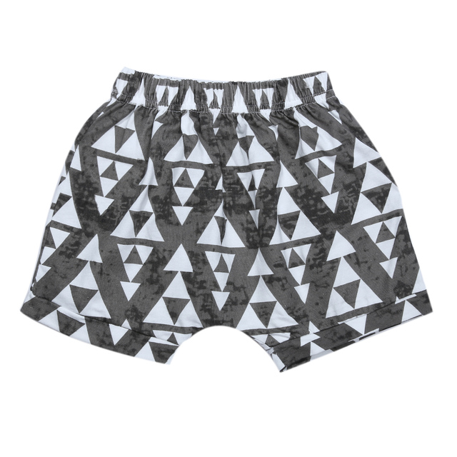 Cute Patterned Summer Shorts