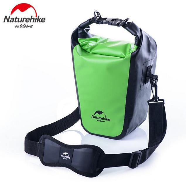 Naturehike Waterproof Camera Bag For Slr Cameras Storage 500d Pvc 530g Rain Proof Cover Outdoor