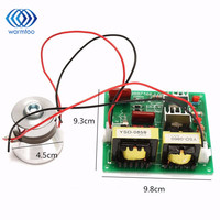 AC 110V 100W 40K Ultrasonic Cleaner Power Driver Board+1PCS 60W 40K Transducer For Ultrasonic Cleaning Machines