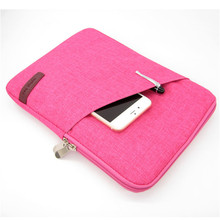 Cotton Sleeve Bag for iPad Pro Tablets
