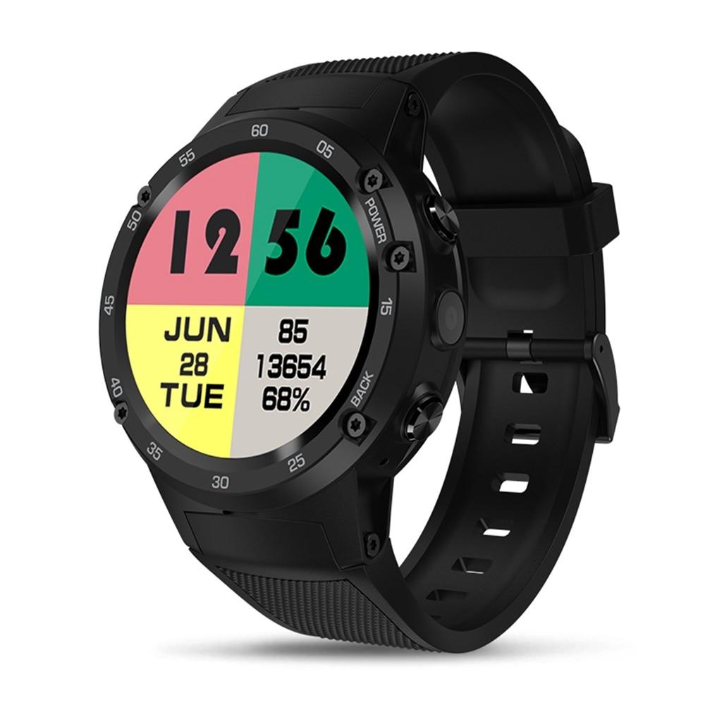 Zeblaze THOR 4 4G Smart Watch GPS Track Android7.0 1GB+16GB 5MP Camera 580mAh 4G/3G/2G Call SmartWatch Phone for PK Xiaomi Men zeblaze thor smartwatch phone 4 4g lte gps android 7 0 mtk6737 quad core 1gb ram 16gb rom 5 0mp camera 4g 3g 2g watch phone