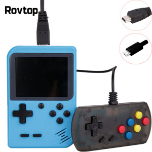 Image 1 - USB Wire Game Controller Andirod Gamepad for Q3 VS Mini USB Joystick for RS 80 Gamepad Handle for Handheld Game Console