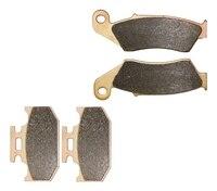 Brake Pad Set For KAWASAKI Dirt KLX650 KLX 650 R KLX650C G245 1993 1994 1995