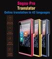 Профессиональный переводчик Sogou Pro для путешествий  английский  японский  корейский  умный переводчик