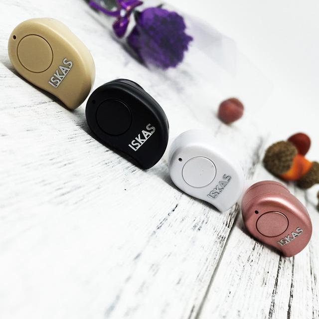 ISKAS Headphones Bluetooth Earphone s530 Plus Earbuds With Mic Bluetooth Headset Wireless Bluetooth 4.1 MP3 Mini Bass Music