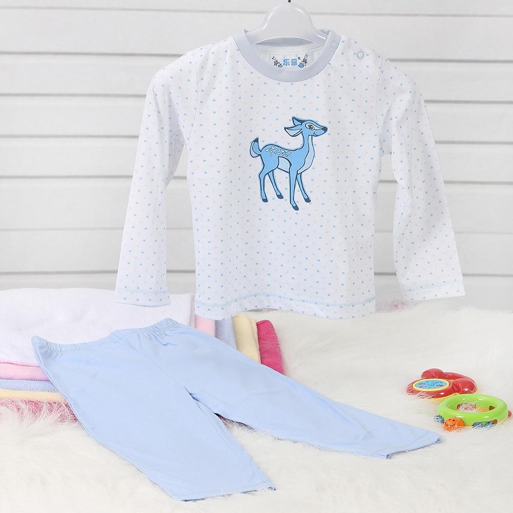 LeJIn Otroška dekliška oblačila Set Casual Wear Otroška oblačila - Oblačila za dojenčke