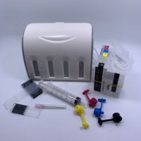 hp officejet 4 color Empty CISS ink cartridge for HP932 HP933 for HP Officejet 6100 Officejet  6600 Officejet 6700 (3)