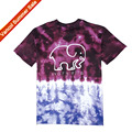 Tee Shirt Femme Hipster Women Kawaii Funny Elephant Print Short Top Tees Punk Summer Harajuku Blusa T Shirt Women 2016