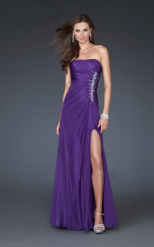 Dark Purple Dresses for Juniors Promotion-Shop for Promotional ...