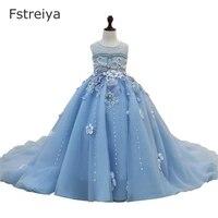 Платье принцессы для маленьких девочек на заказ, детские рождественские платья для девочек, день рождения, вечеринка, детская одежда, Костю