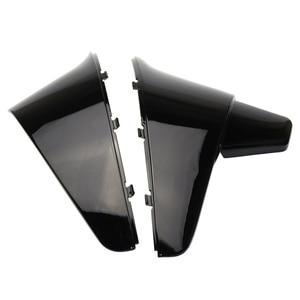 Image 4 - غطاء رقبة للدراجة النارية هوندا شادو VT 600 VLX 600 STEED 400 88 98 غطاء سلك دائري غطاء حماية الإطار الجانبي/غطاء غطاء البطارية الجانبية