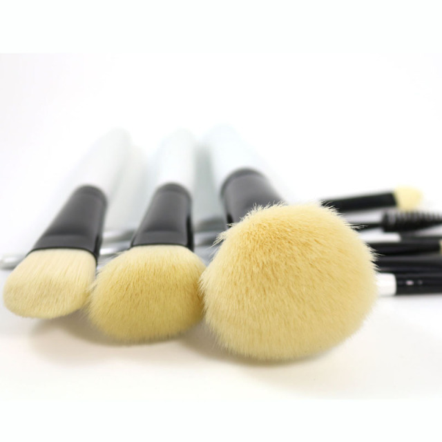 Set 10pcs Premium Makeup Brushes