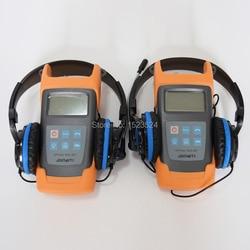 JW4103N 1310/1550nm handheld fiber optical talk set
