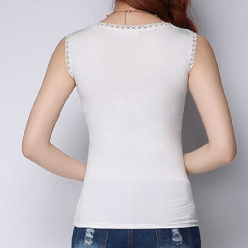 Summer Women Sexy White Floral Lace Blouse Sleeveless Shirt Crochet Blouses Black Tops Female Casual Blusas Plus Size Hollow Out