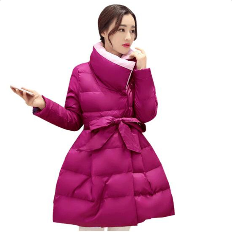 Winter Jacket Women Stand Collar Thick Coats Wadded Padded Jacket Maxi Dress Winter Coat Women Manteau Femme Cotton Parka C2654 wiper blades for mercedes benz cls class coupe w219 26 page 2