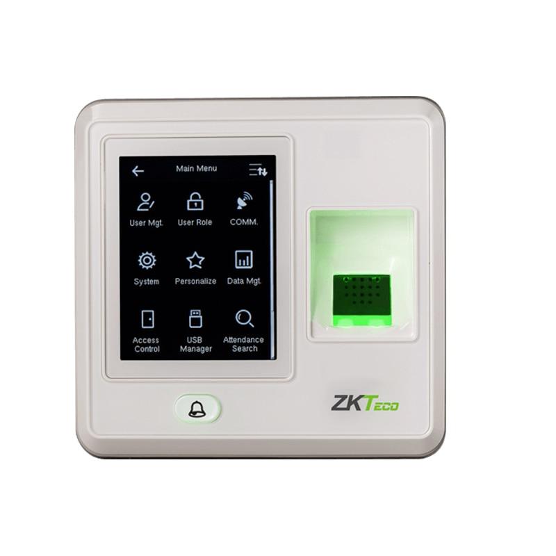 Multi Language Fingerprint Scanner for Access Control ZK SF300 ZK Optical Sensor 500DPI Home door Security
