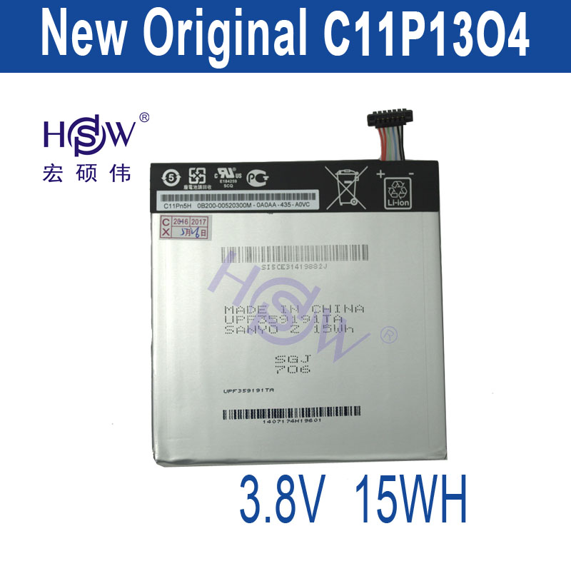HSW Free shipping new 3.8V 3950mAh 15Wh C11P1304 Li-polymer battery for Asus Memo Pad Hd 7 Me173x K00b bateria akku for asus memo pad hd 7 me173x me173 k00b fpc 076c3 0716a hmfs touch screen digitizer in stock