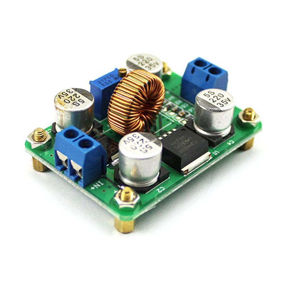 Lm2587 Dc Power Modules Boost Module Over Lm2577 Peak 5a Circuits Apmilifier 5v To 12v Converter Step Up Voltage In Replacement Parts Accessories From Consumer Electronics On