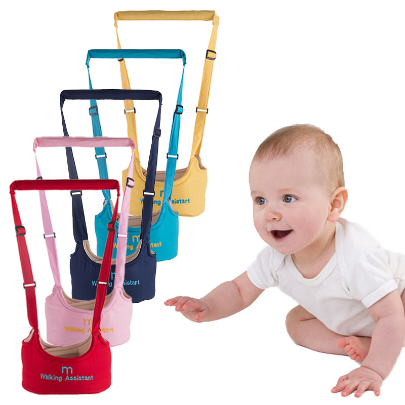 Baby Learning Walker Assistant Baby Safety Harness Strap Toddler Leash Harness For Kids Learning Walking Reins Baby Toddler Belt