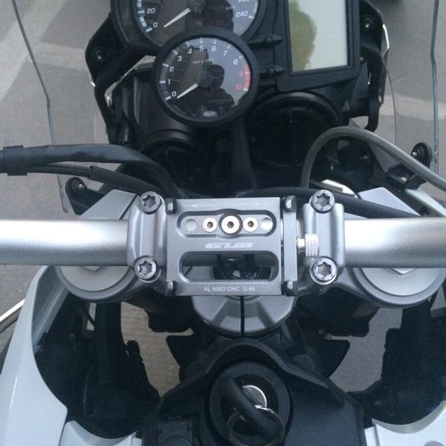 MTB Road Mountain Bike Phone Holder Waterproof Motorcycle Smartphone Handlebar