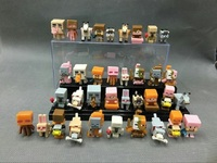 Wholesale 10pcs Lot The First Generation Juguetes PVC Minecraft Toys Micro World Action Figure Toy Minecraft
