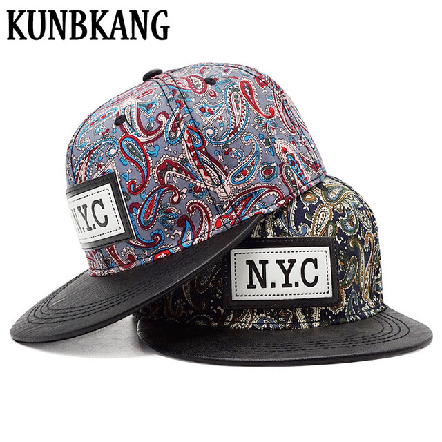 2018 New NYC Baseball Cap Men Women Embroidery Brand Flat Brim Snapback Hat  Cotton Gorras Outdoor 09709d4ec1f1