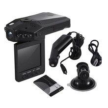 Lo nuevo de 90 Grados 2.5 Pulgadas Full HD 1080 P Del Coche DVR Del Vehículo cámara de Vídeo Grabador Dash Cam Visión Nocturna Por Infrarrojos Envío Libre Caliente