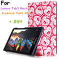 2016 Новый Tab3 8 дюймов Tablet (не yoga3 g50f) окрашенные Case Откидная Крышка Для Lenovo Tab3 Tab 3 8 дюймов Планшет чехол Для Tab2 A8