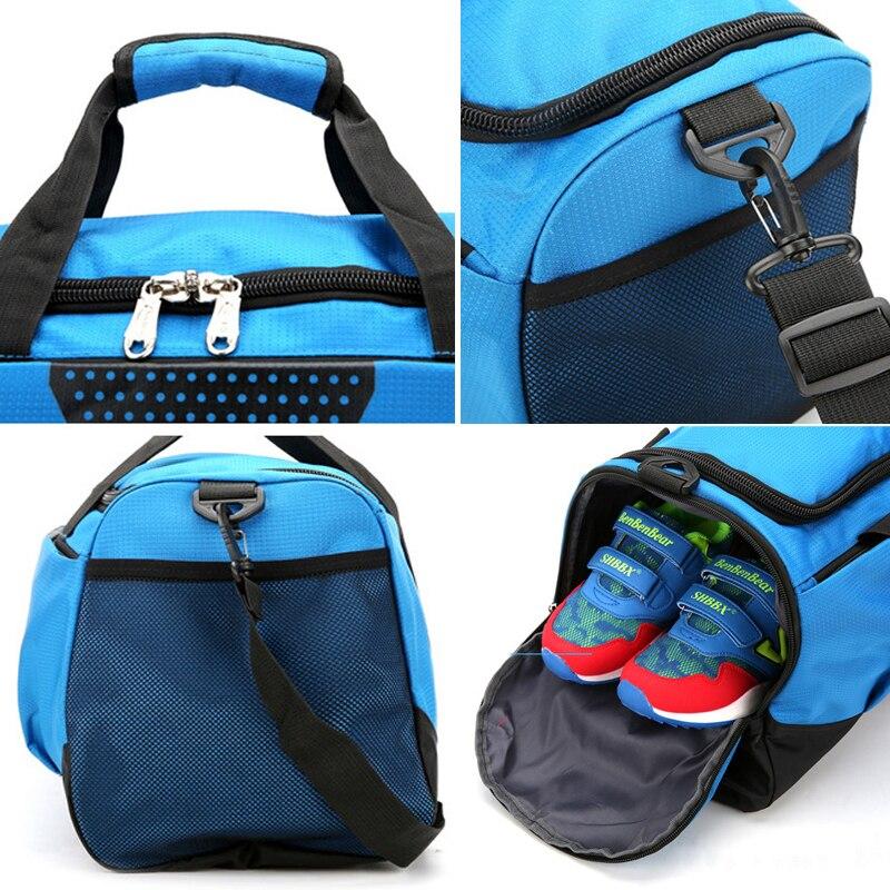 Professional böyük idman çantası suya davamlı idman zalı - İdman çantaları - Fotoqrafiya 6