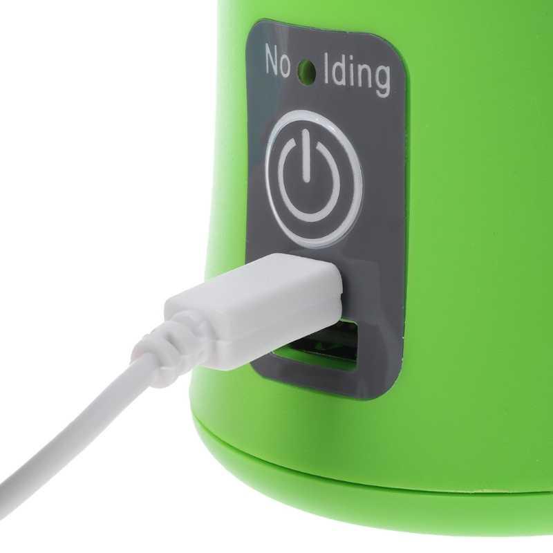 Cortador de jugo portátil multifunción artículos de suministro de cocina botella de Agua agitador taza práctico electrodomésticos artículos para el hogar