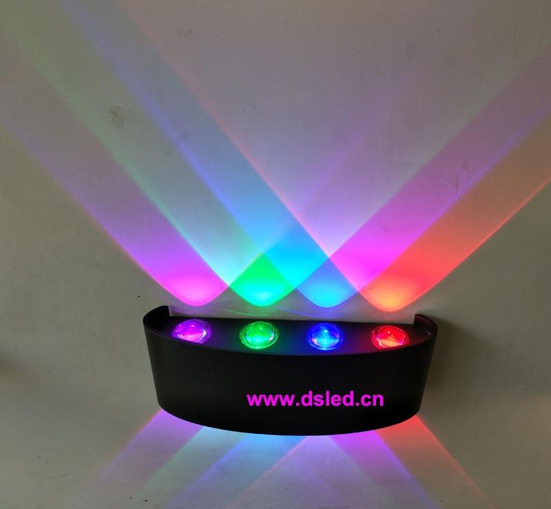 Led Light Fixtures Good: Good Quality,2 Side LED Spotlight,LED Wall Light, LED Wall