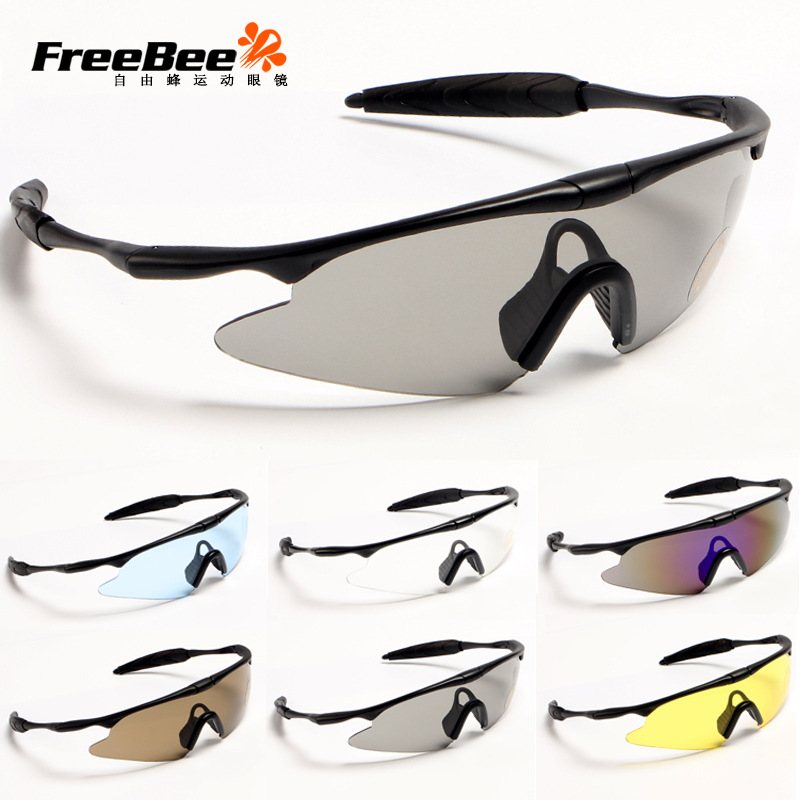 Hot Outdoor Airsoft Multi Color X100 Tactical Shooting Windproof Glasses Sports Racing font b Motorcycle b