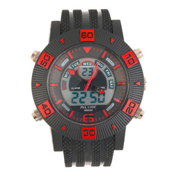 Alike analog digital rubber band date day alarm backlight wrist watch new hot selling.jpg 250x250