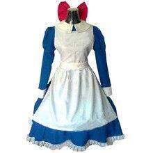 Сумасшедший отец Ая Drevis платье Ая сервера Косплэй костюм Любой размер индивидуальный заказ