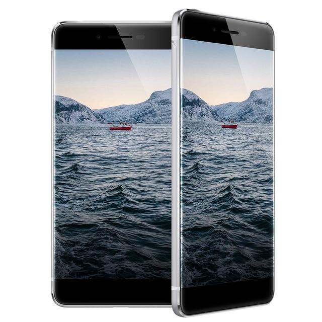 Octa Core Ulefone Future 5.5 inch 4G Smartphone Android 6.0 MTK6755 Cellphone 4GB RAM 32GB ROM 16MP Cameras Smart Mobile Phone