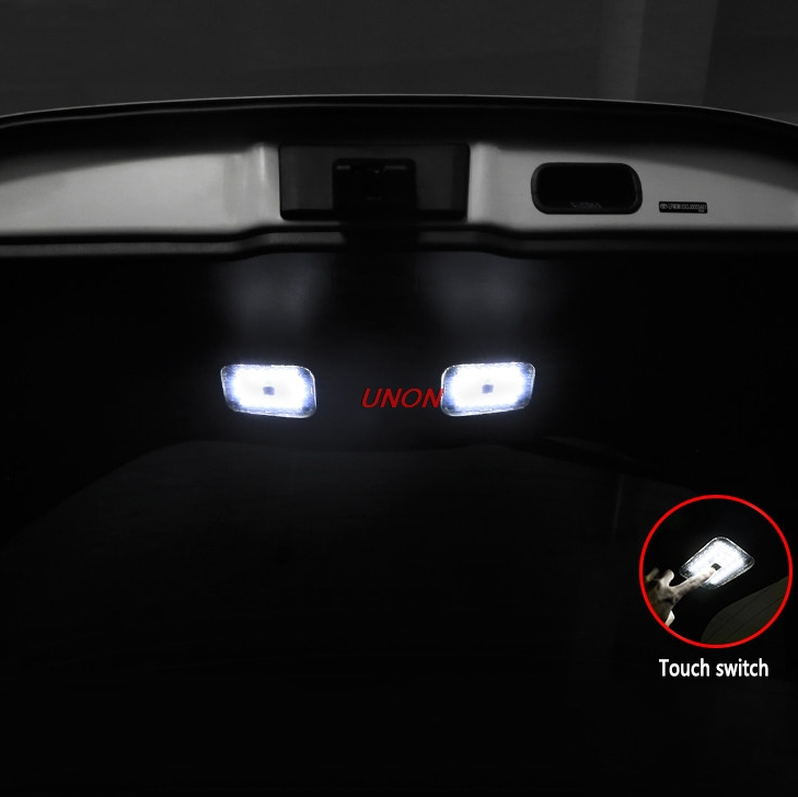 Car Roof/Trunk Reading Lights LED Magnetic Lamp for Toyota CHR C-HR 2016 2017 2018 car stylingCar Roof/Trunk Reading Lights LED Magnetic Lamp for Toyota CHR C-HR 2016 2017 2018 car styling