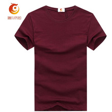 T Shirt Men 2017 Summer Solid T-shirts Male Casual Tshirt Fashion Mens Short Sleeve Plus Size 5XL Cotton Compression Shirt