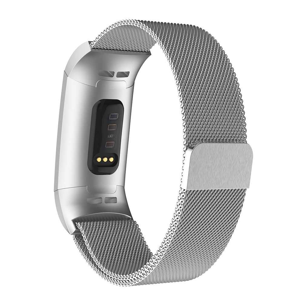 Milanese-Loop-Watchband-For-Fitbit-Charge-3-strap-Stainless-Steel-Wrist-Bracelet-belt-For-Fitbit-Charge (3)