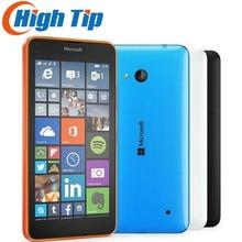 Разблокированный Nokia microsoft Lumia 640 четырехъядерный 8 Гб rom 8MP Windows мобильный телефон LTE 4G 5,0 дюймов отремонтированный дропшиппинг