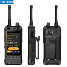 Origianal Xeno W5 ударопрочный телефон Walkie Talkie IP67 Водонепроницаемый телефон 5000 мАч Батарея 5MP Камера Android 6 смартфон