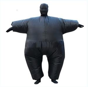 Image 3 - Женский надувной костюм Chub, костюм для косплея на Хэллоуин, 9 цветов
