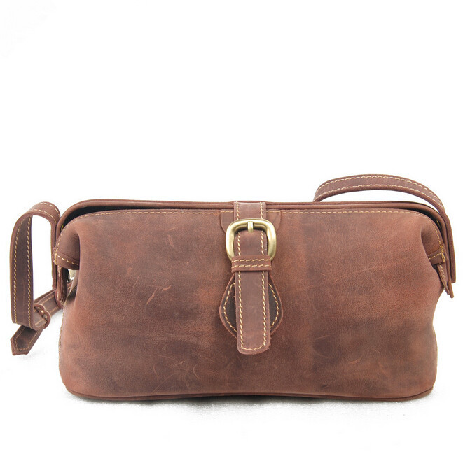 YESETN BAG hot selling high quality unisex women men small vintage messenger bag brown female male cross-body shoulder bags yesetn bag hot selling high quality unisex women men small vintage messenger bag brown female male cross body shoulder bags
