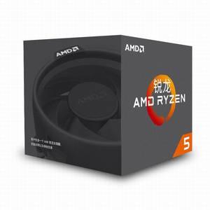 Image 2 - AMD Ryzen 5 2600 R5 2600 3.4 Ghz 6 Lõi Mười Hai Nhân 65W Bộ Vi Xử Lý CPU YD2600BBM6IAF Ổ Cắm AM4