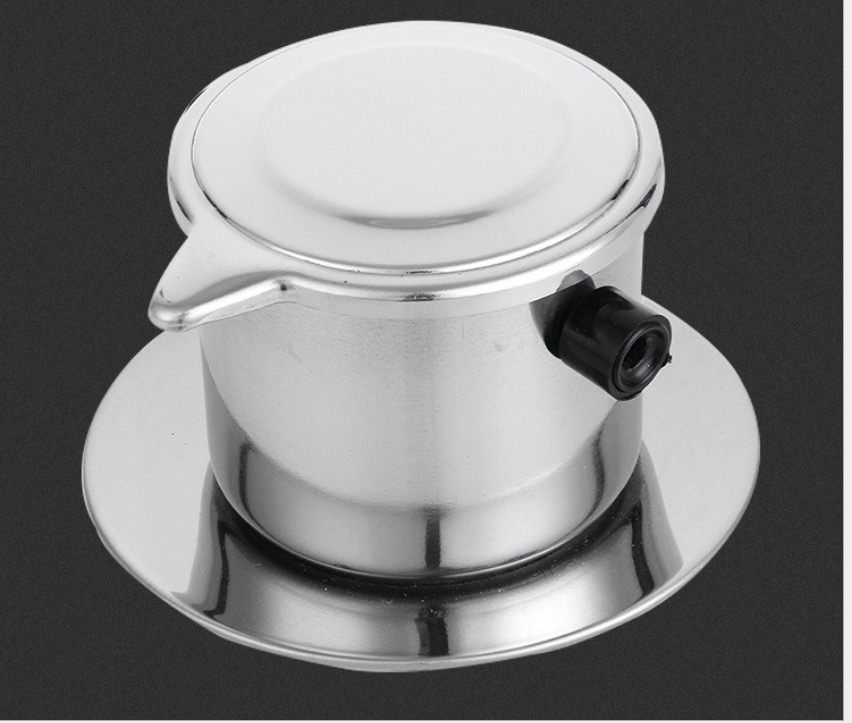 High Qualtiy Stainless Steel Vietnam Drip Coffee Cup/vietanme Drip Coffee Pot Pull Vietnam Drip Coffee Maker