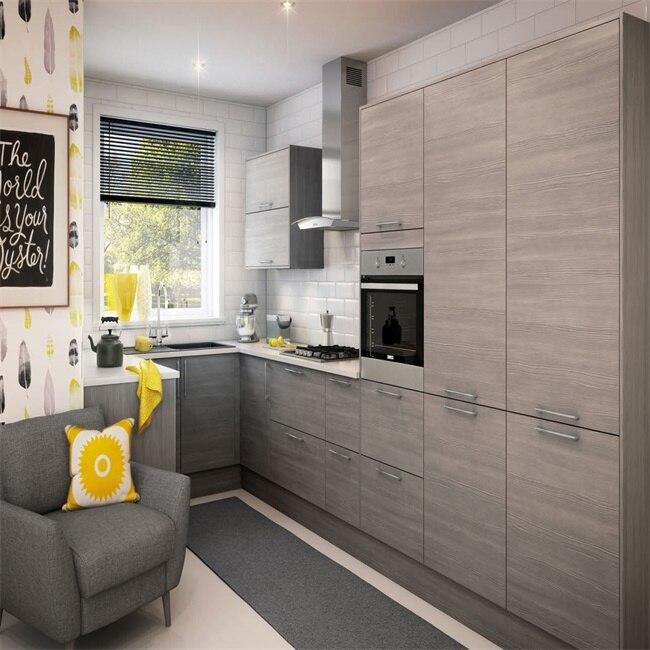 Nuevos 2018 accesorios de cocina muebles de cocina gabinete de ...