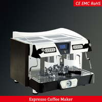 High Quality Commercial multifunctional Cappuccino latte Coffee Maker Espresso Machine stainless steel