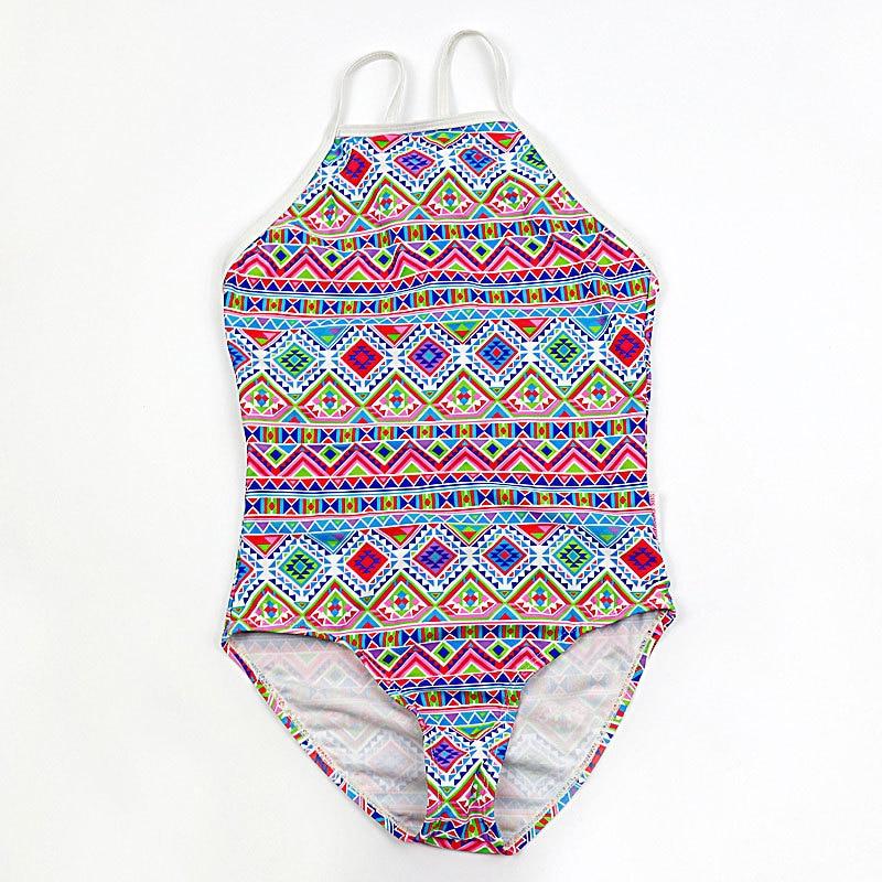 2017 Neue Kleinkind Baby Mädchen Kinder Bandage Badeanzug Badeanzug Tankini Bikini Set Einteilige Badebekleidung Beachwear Custome Gesundheit Effektiv StäRken