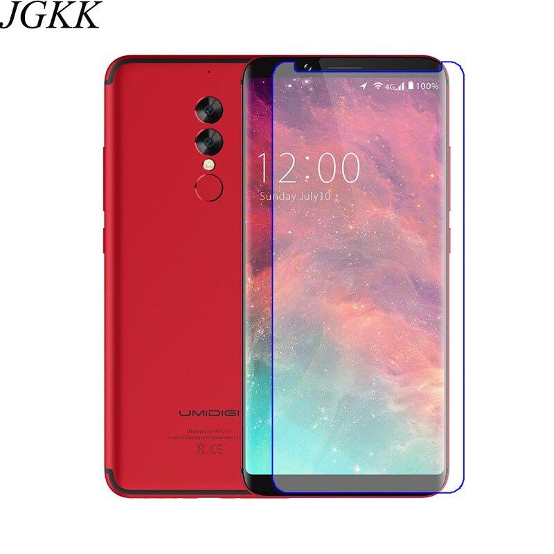 JGKK 2PCS Tempered Glass For UMI UMIDIGI S2 Pro Transparent Screen Protector For UMI UMIDIGI S2 Lite Protective Film For UMI S2