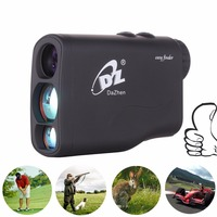 Hunting Rangefinder Golf Laser Range Finder 1000m 600m Laser Distance Meter Monocular With Scan Speed Measurement